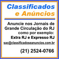 (21) 2524-0766 Para Publicar Anúncios no Jornal EXTRA RJ e EXPRESSO RJ